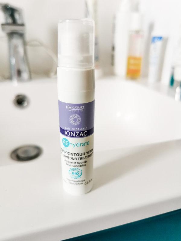 Routine à moins de 30€ - Produits de soins pas cher - Mon peau de crème - Contour des yeux hydratant - Jonzac