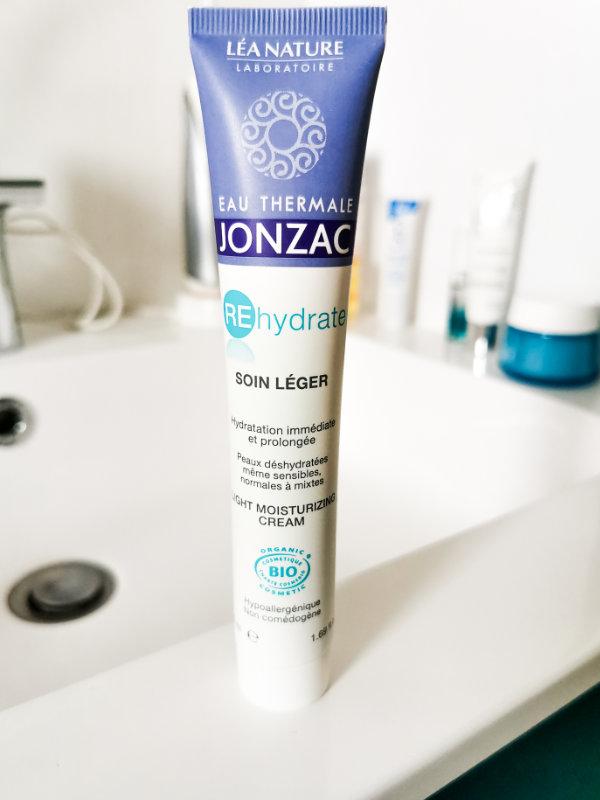 Routine à moins de 30€ - Produits de soins pas cher - Mon peau de crème - Crème hydratante peau mixte - Jonzac