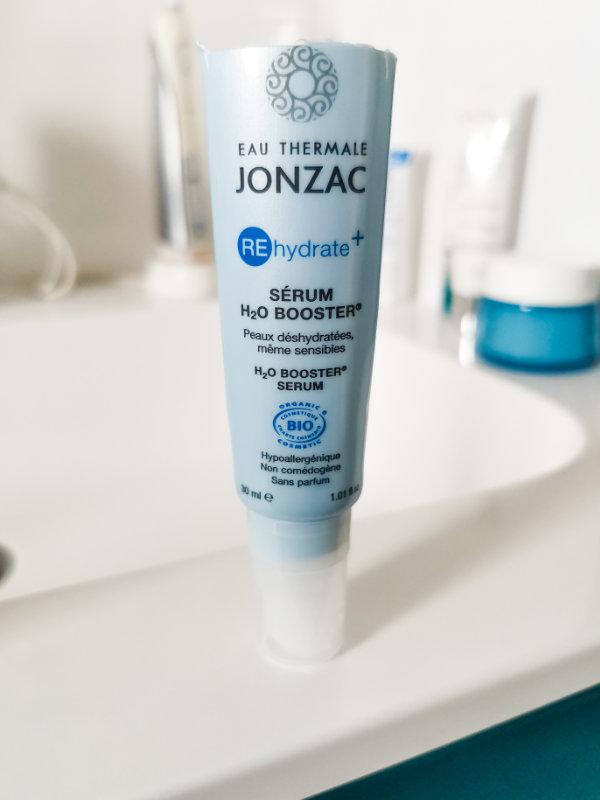 Routine à moins de 30€ - Produits de soins pas cher - Mon peau de crème - Sérum hydratant toute peau - Jonzac
