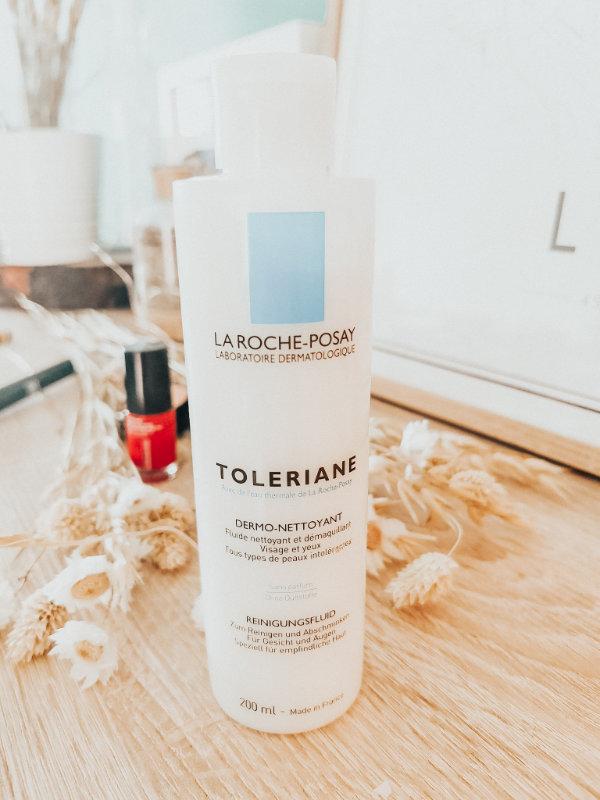 dermo-nettoyant - Démaquillant- tolériane peaux sensibles et intolérantes- Mon peau de crème