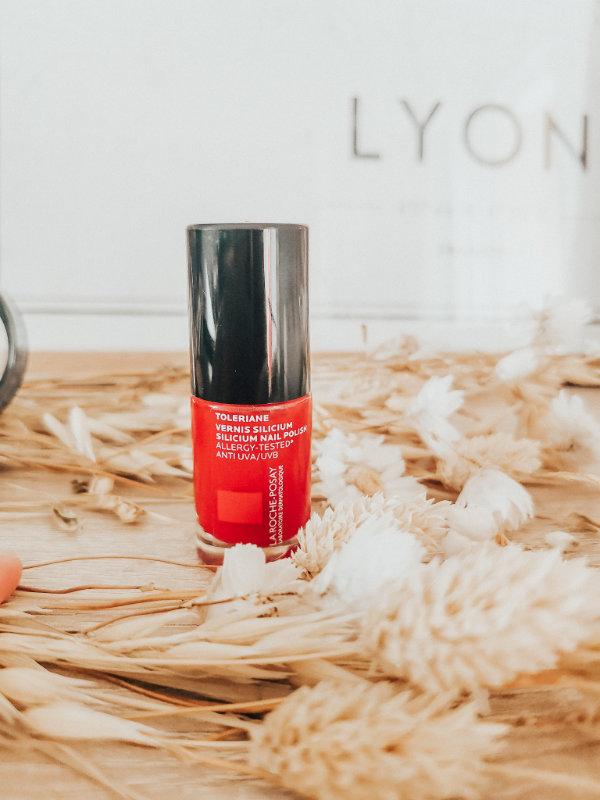 vernis tolériane ongles mous - Mon peau de crème