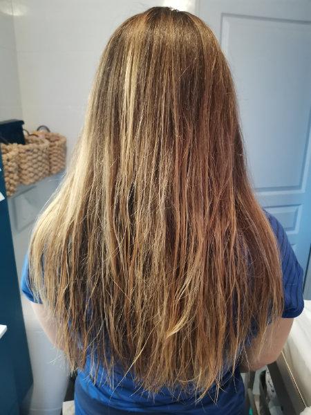 Jour 1 - test shampoing solide - zero dechet - Mon peau de creme