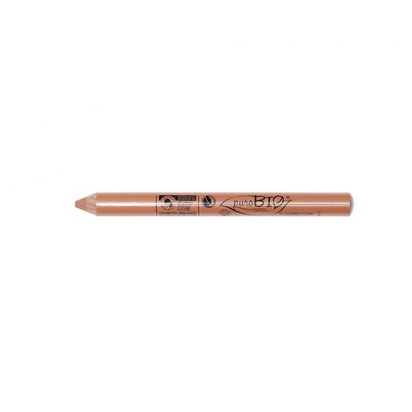 Correcteur anit-cernes orange - coffret maquillage personnalisé - Mon peau de crème Emonoé - Purobio
