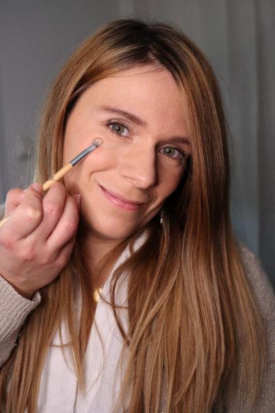 Highlighter Purobio -  Maquillage débutant - Mon peau de crème Emonoé