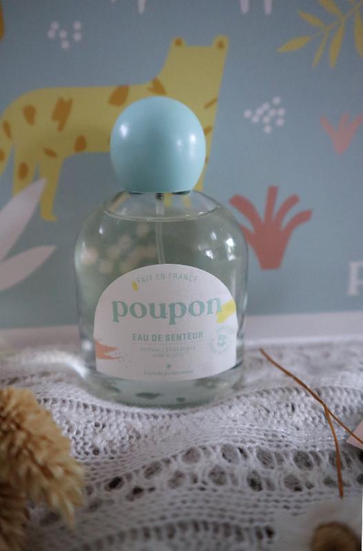 Eau de senteur bébé- bio naturel - Poupon cosmétique - Mon peau de crème Emonoé