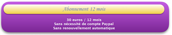 Abonnement MonPediatre.net 12 mois