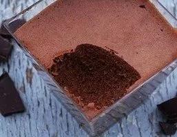 Une mousse au chocolat pour polyallergiques