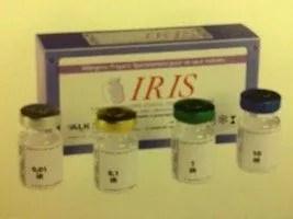 Rappel des extraits allergéniques injectables IRIS et délais de livraison des préparations OSIRIS augmentés