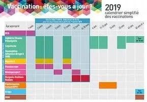 Vaccins 2019