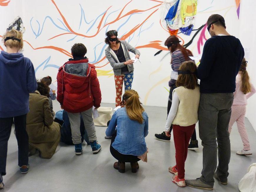 Mini festival artistique au FRAC Aquitaine