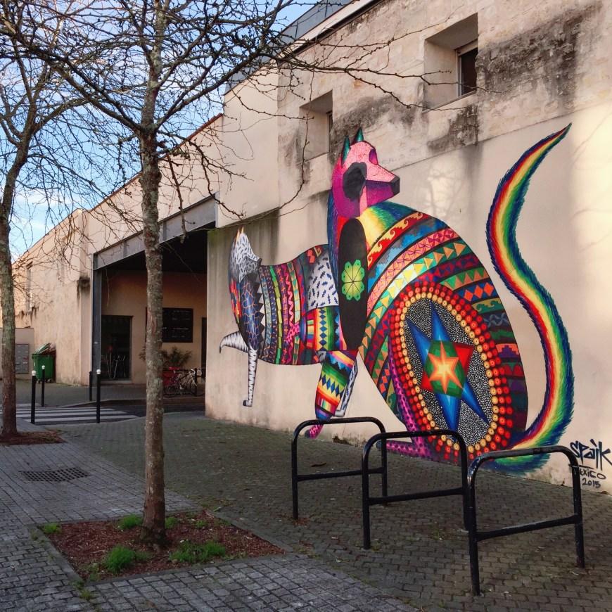 Street-art à Bordeaux-Chartrons