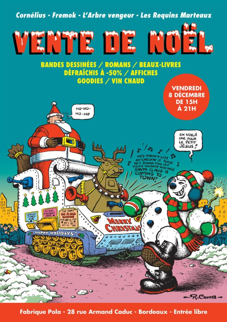 Le marché de Noel de la Fabrique Pola 2017