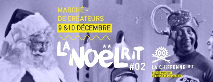 Marché de Noel - La Chiffonne Rit Bordeaux