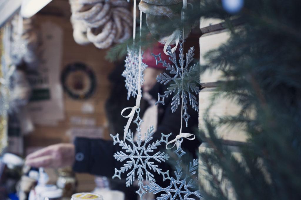 Marché de Noël à Bordeaux 2017