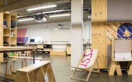 127°, le Fablab de Cap Sciences