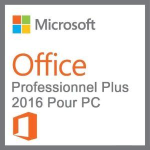Microsoft office professionnel 2016 plus version complète