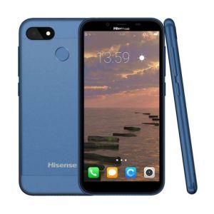 Smarthone F17 pro Bleu
