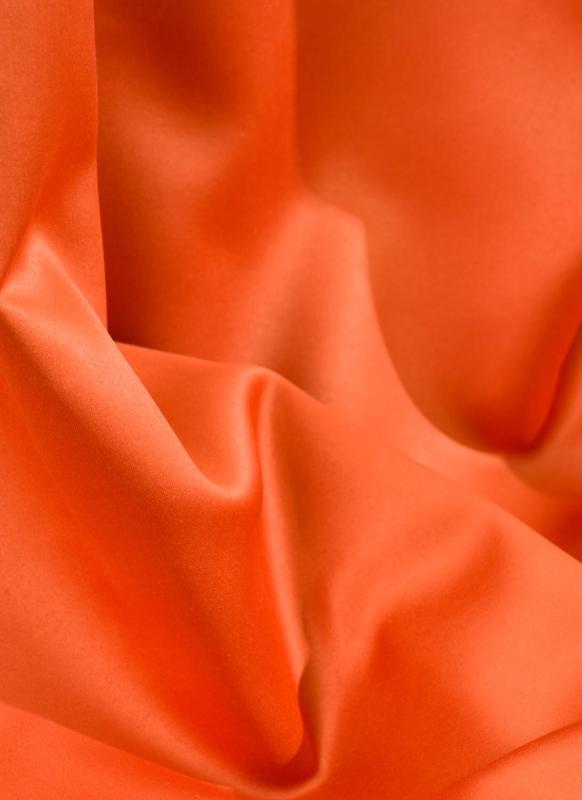nocturne rideau occultant orange