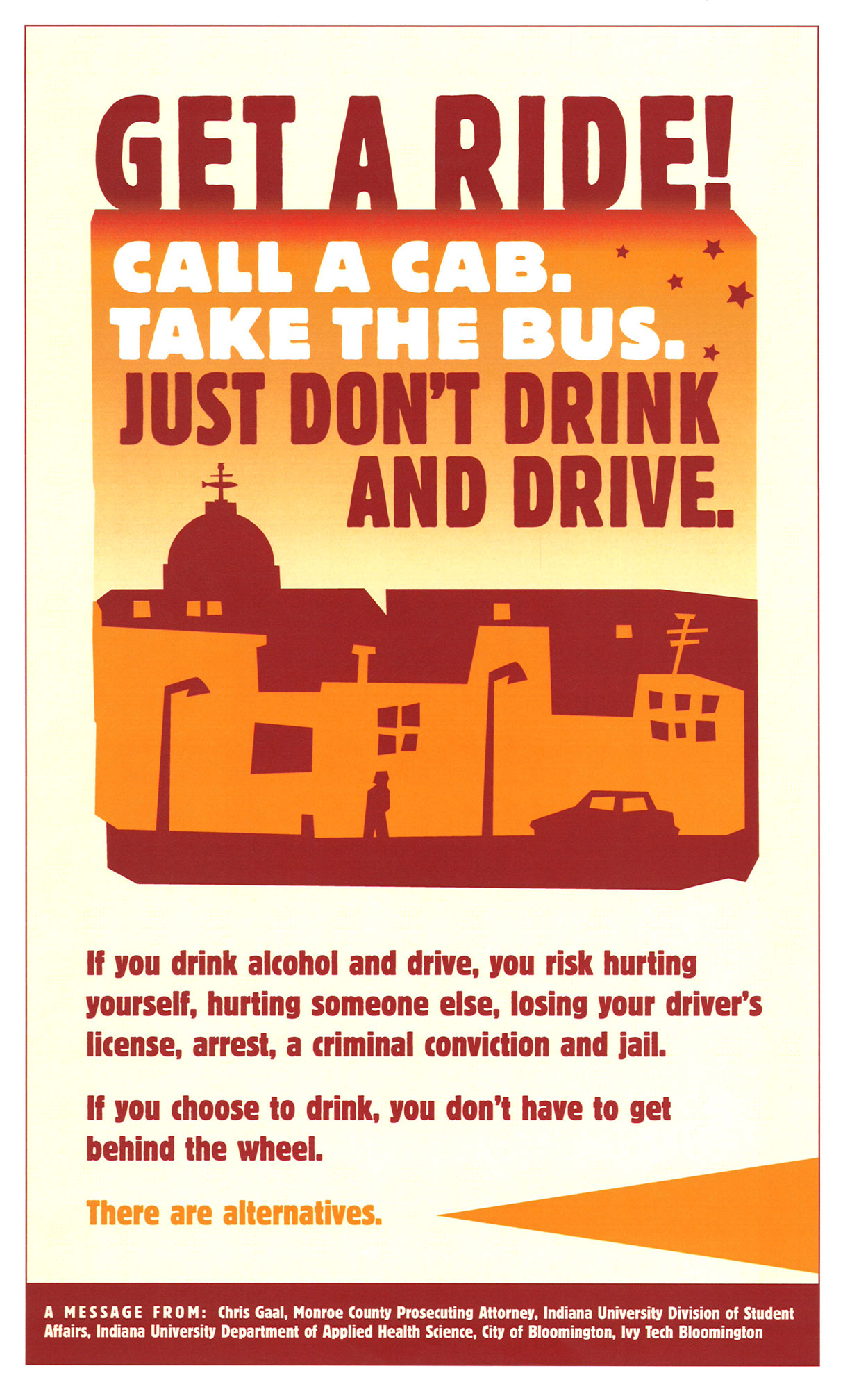 Get A Ride Prevent Drunk Driving