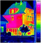 image thermique IR