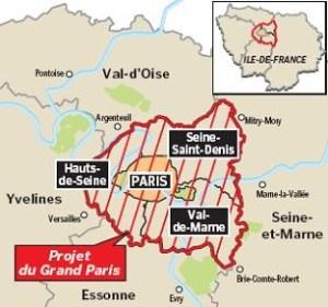 Projet Grand Paris