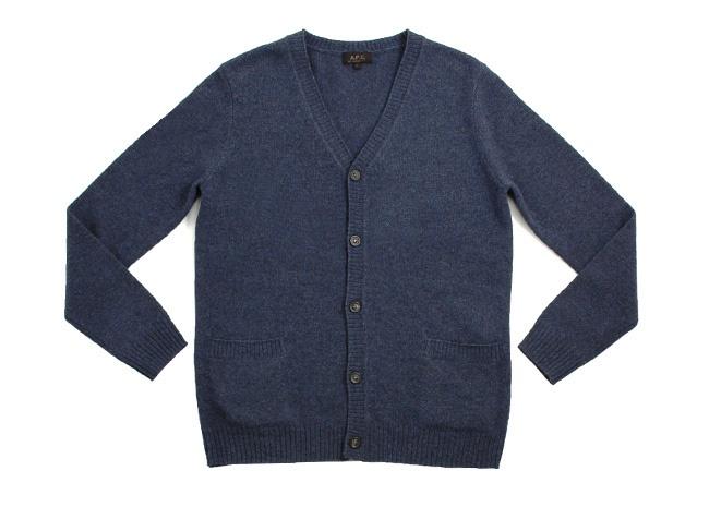 apc-cardigan-bleu-acier-chine