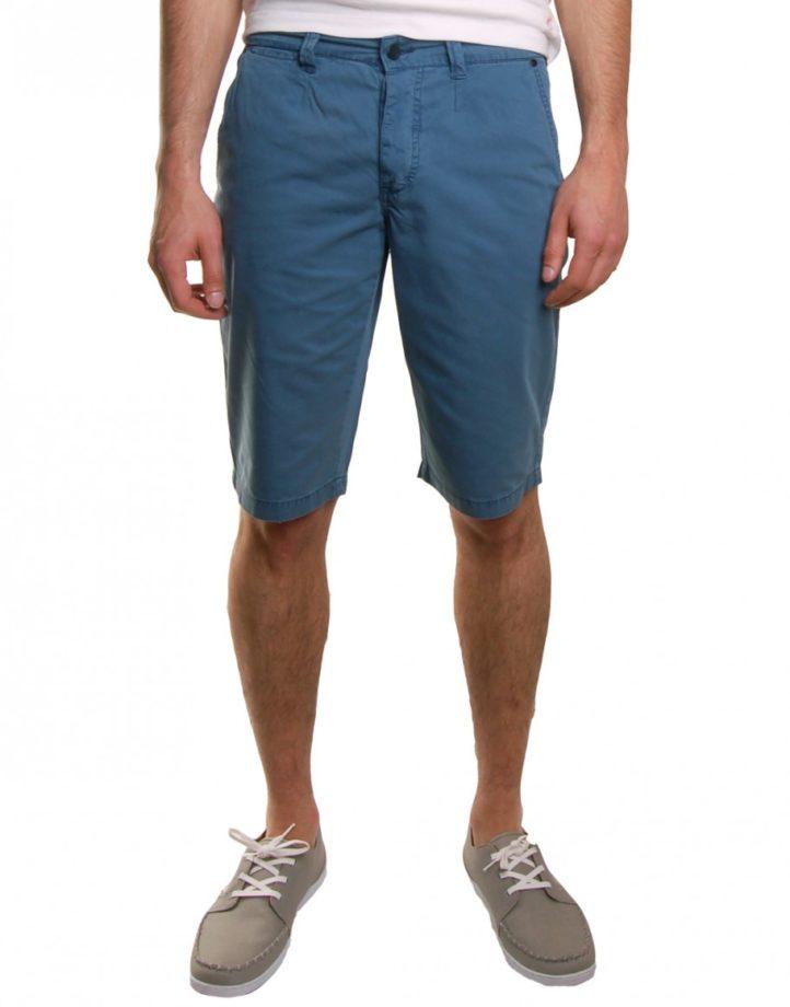 short bleu gris minimum