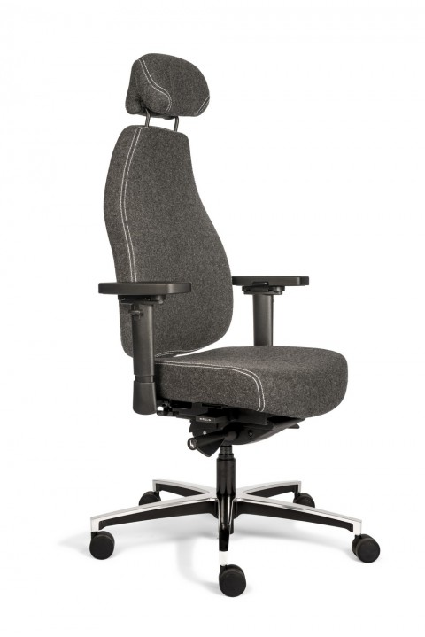 siege de bureau ergonomique therapod x hr