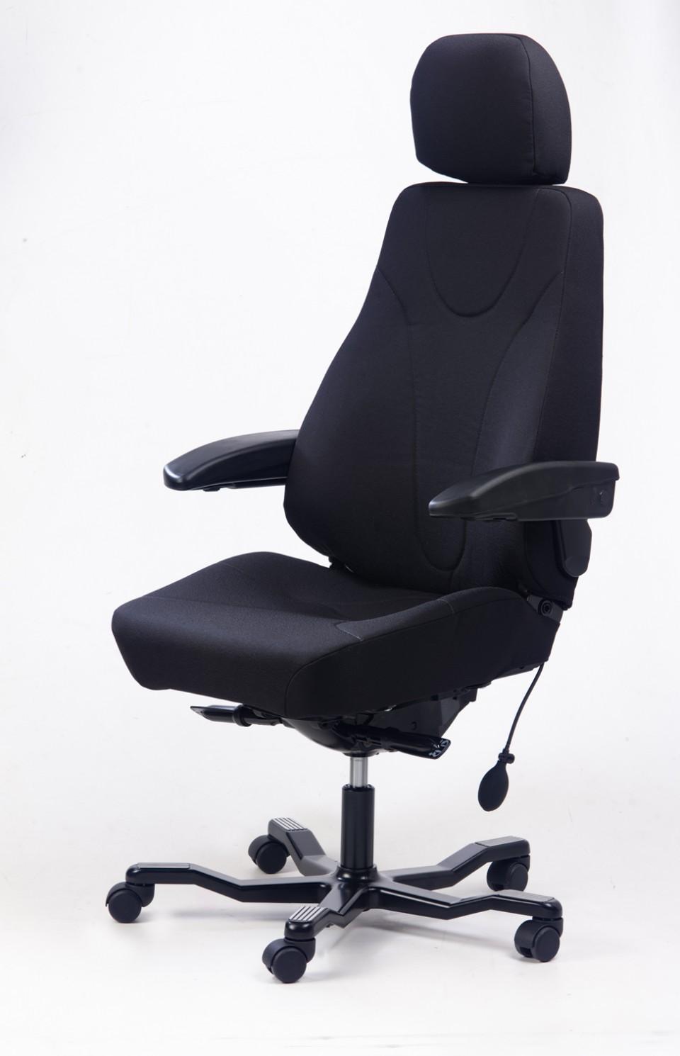 fauteuil de bureau ergonomique concerto