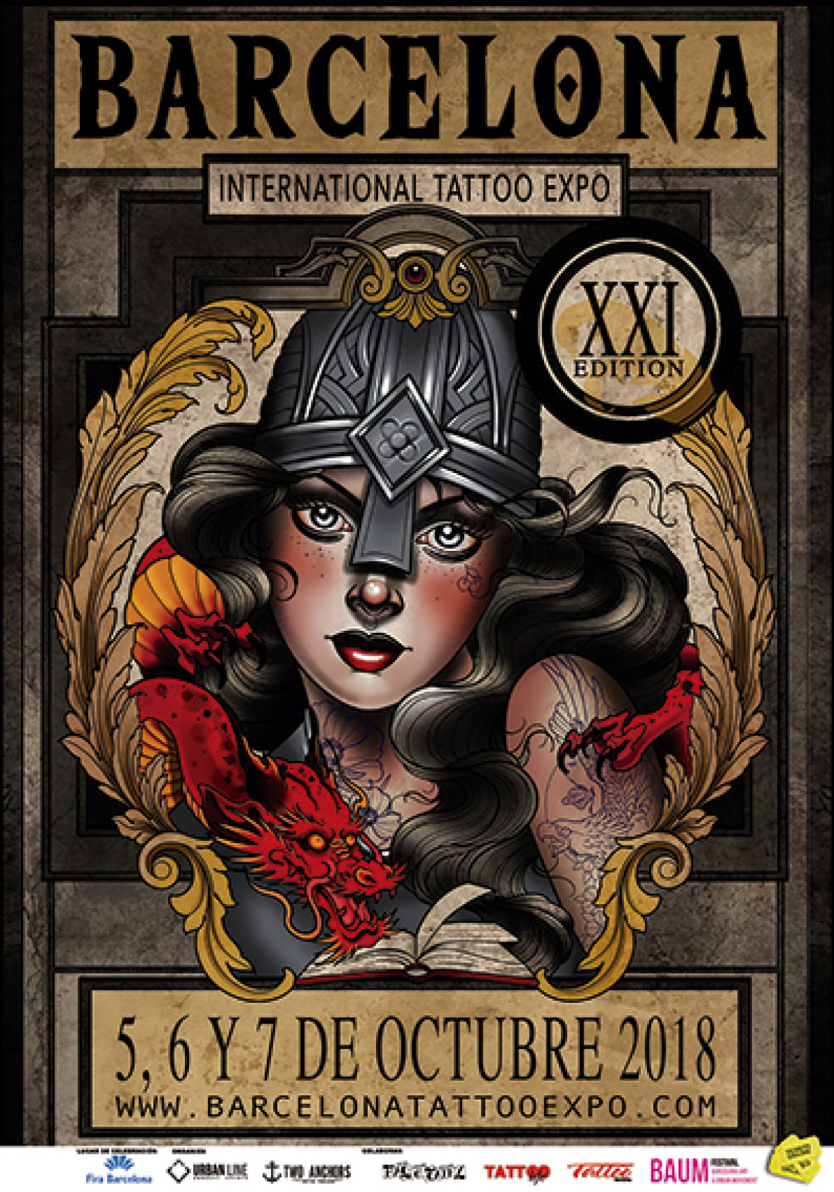 BCN Tattoo Expo 2018 A4