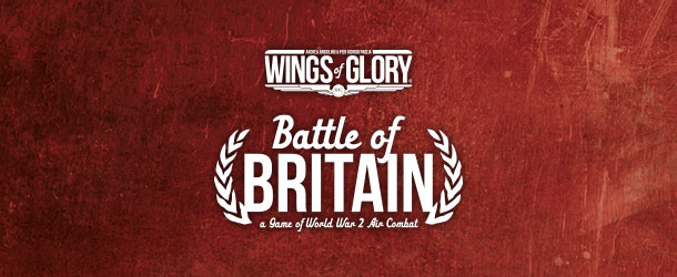 Wings of Glory Battle of Britain