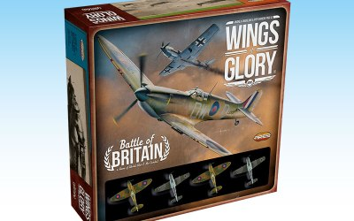 Wings of Glory Battle of Britain a trouvé son éditeur français !