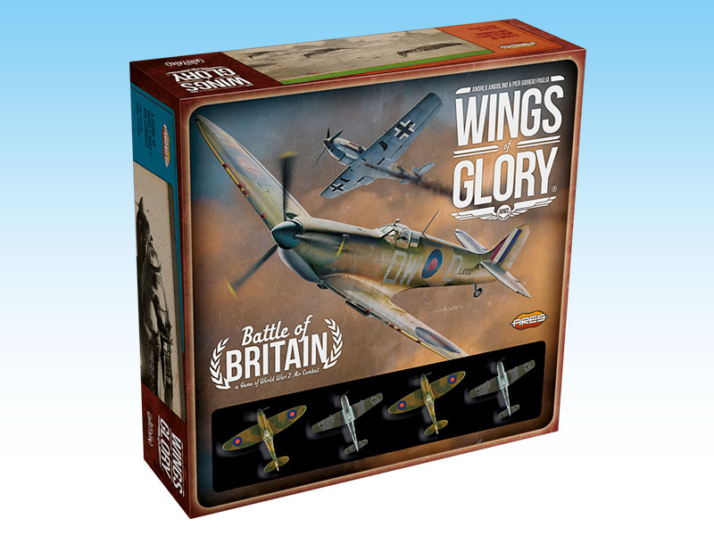 Wings of Glory Battle of Britain Starter Set