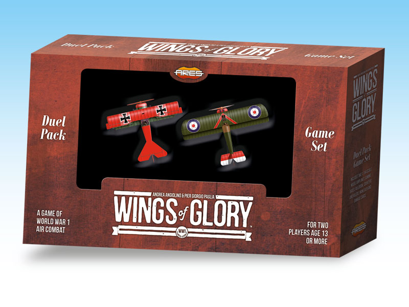 Wings of Glory Duel Pack