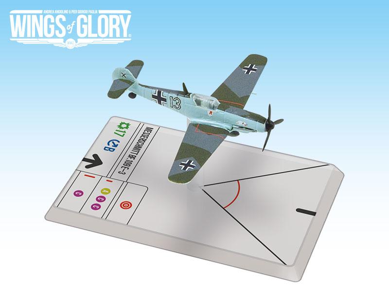 Messerschmitt BF.109 E3 - 5