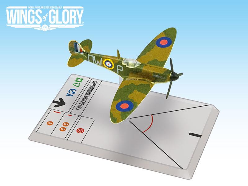 Supermarine Spitfire Mk.I (Baker)
