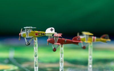 Les avions de Wings of Glory WW1 : Les monoplaces Albatros