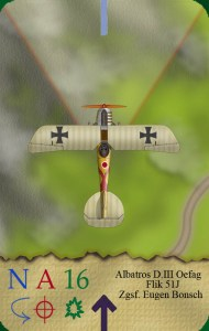Albatros D.III Oeffag