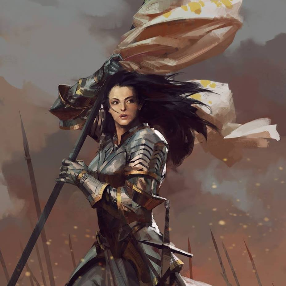 Time of Legends Joan of Arc