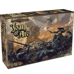 Joan of Arc - La boîte du jeu