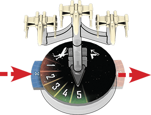 Star Wars Armada - Glissière d'activation