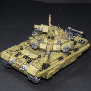 Tank Scorpion - 1386 pièces