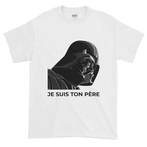 """T-Shirt """"Je suis ton père"""""""