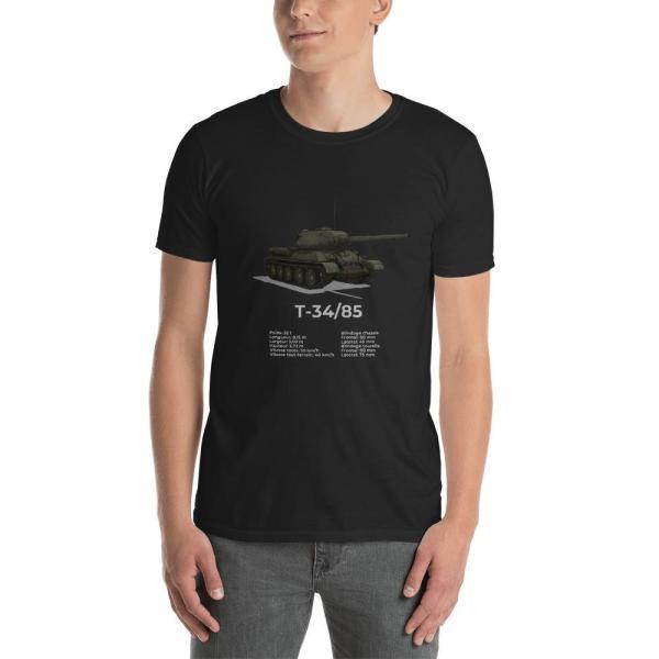 T-Shirt T-34/85