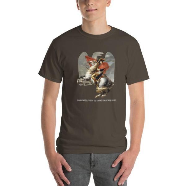 T-Shirt Bonaparte au Grand-Saint-Bernard