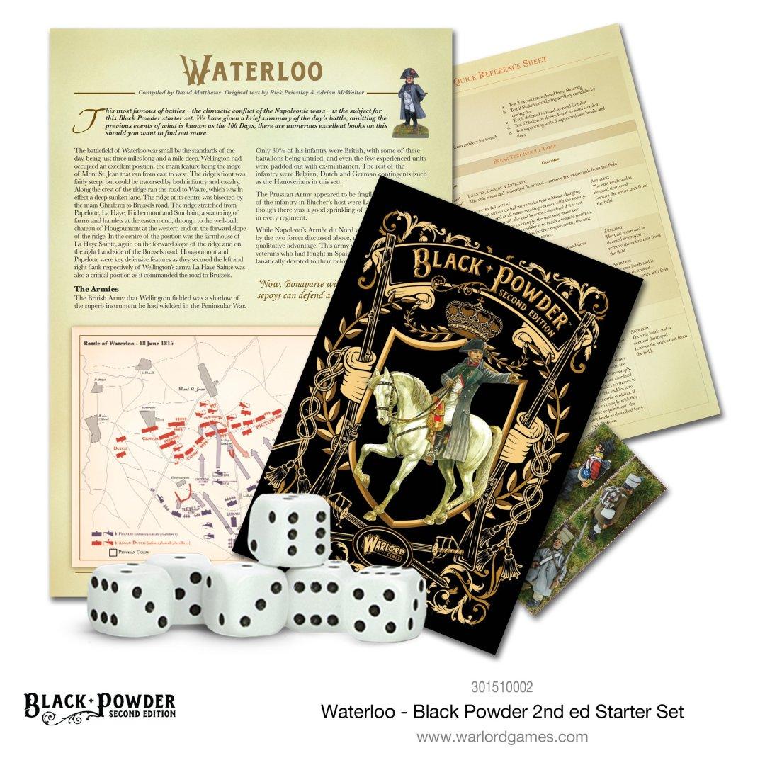 Black Powder 2 Starter Set Waterloo