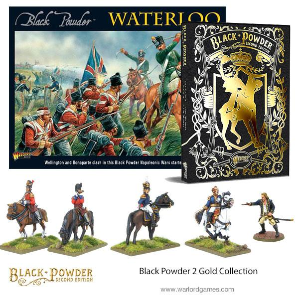 Black Powder 2 Gold Collection