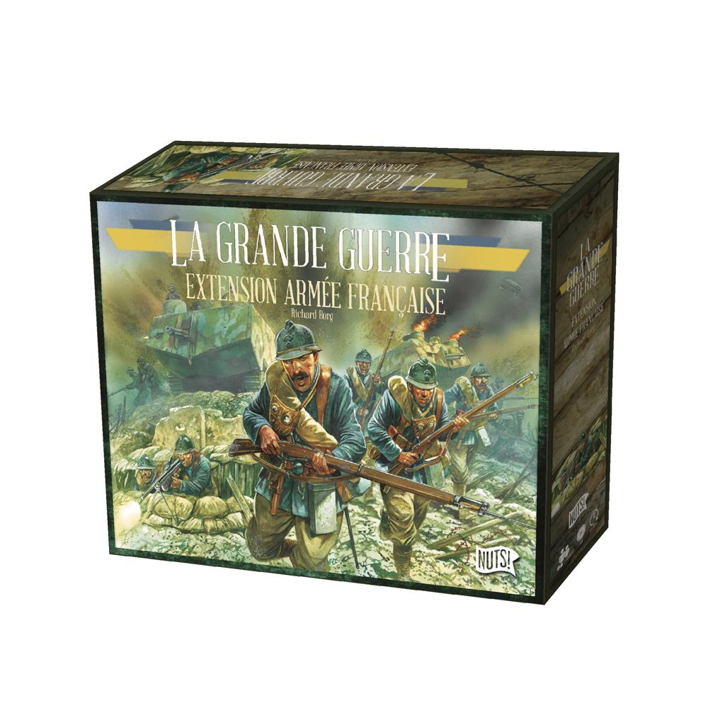 La Grande Guerre - Armée Française