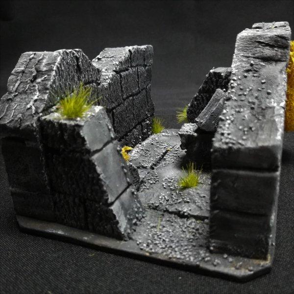 Ruines médiévales