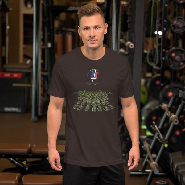 T-Shirt Team Yankee Armée de Terre